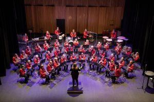 Skedsmo skolekorps konsert